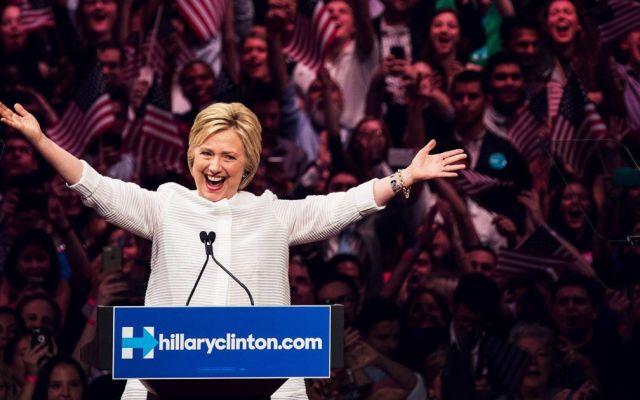 Campaña de Clinton recauda 19 mdd en tres días en California - Foto de Wired