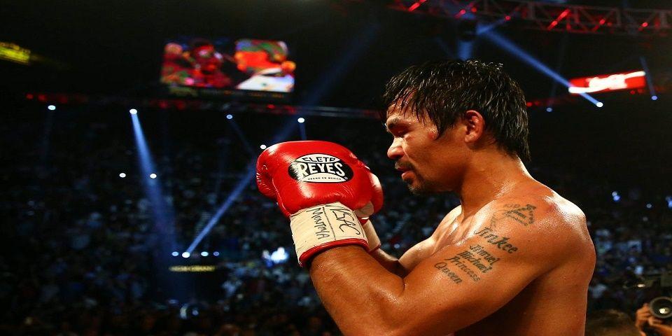 Pacquiao podría pelear en la Ciudad de México - Foto de Top Rank.
