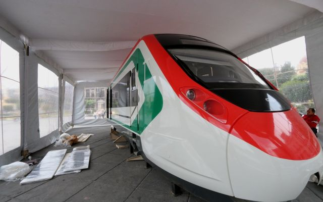 SCT supervisa avances del Tren Interurbano - Imagen de Internet