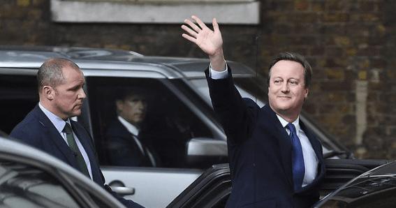 David Cameron renuncia oficialmente como primer ministro de Reino Unido