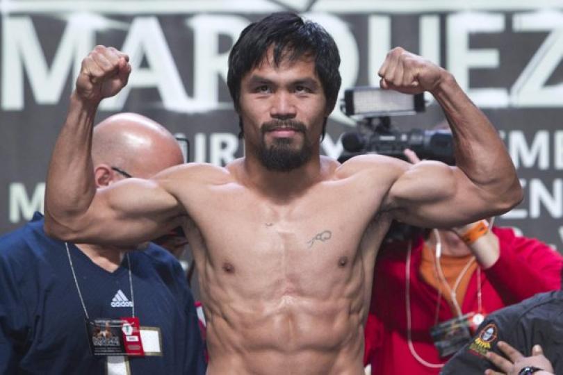 Manny Pacquiao volverá a pelear en noviembre - Foto de Internet