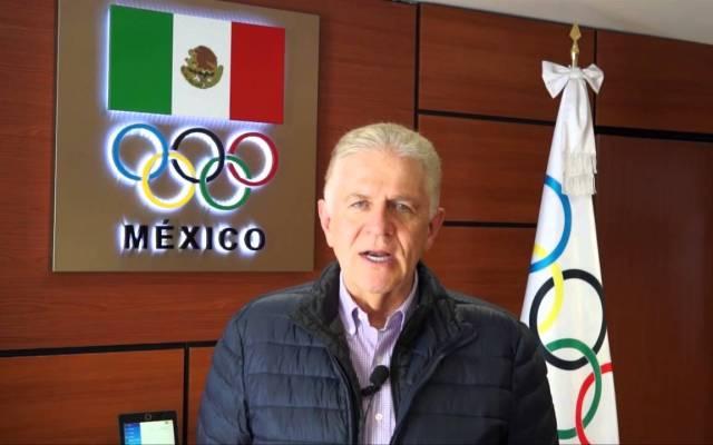 Reeligen a Carlos Padilla como presidente del COM - Foto de COM