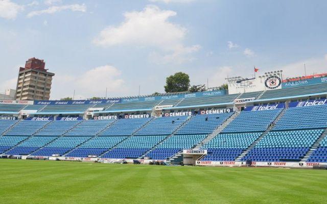 ¿Cambia Cruz Azul de Estadio? - Foto de mexicocity.gob.mx