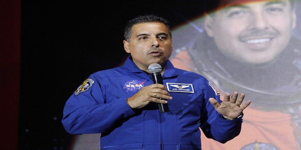 La sorprendente historia del astronauta mexicano José Hernández - Foto de Notimex.