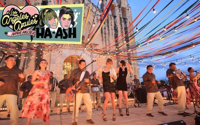 Los Ángeles Azules estrenan sencillo con Ha*Ash - Foto de Los Ángeles Azules.