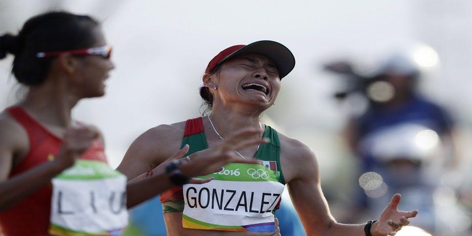 ¡Medalla para México! Lupita González gana plata en la marcha - ¡Medalla para México! Lupita González gana plata en la marcha