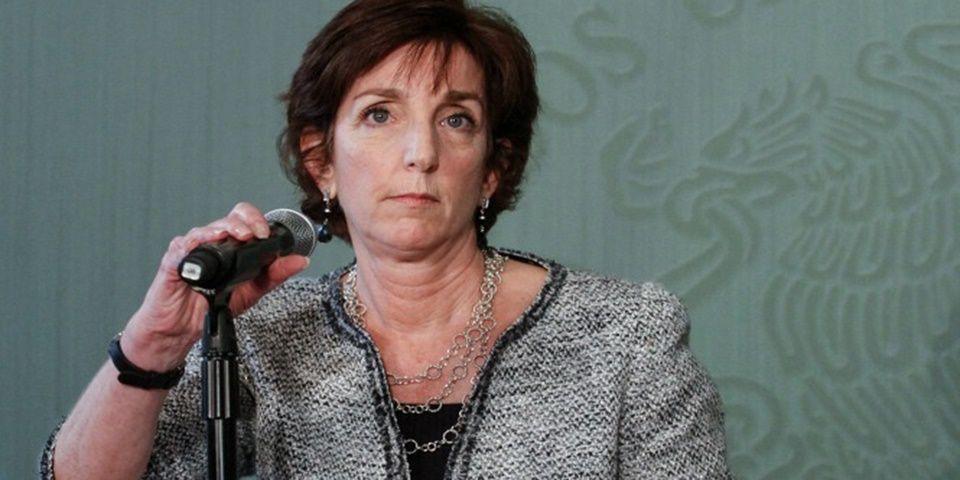 Embajadora Jacobson se despide de México por medio de un video - Foto de Cuartoscuro.
