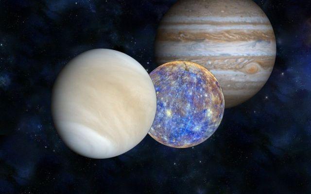 Venus y Júpiter formarán espectáculo astronómico - Foto de La Capital mdp.