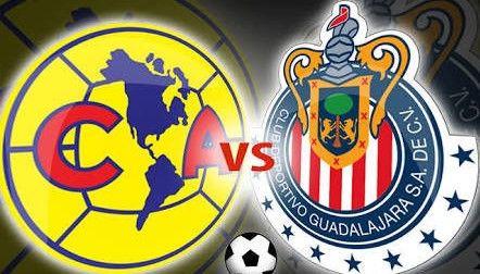 Precios de los boletos del América vs. Chivas