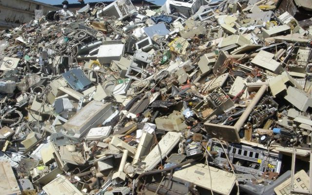 Medallas olímpicas de Tokio 2020 serían hechas con basura electrónica - Foto de internet.