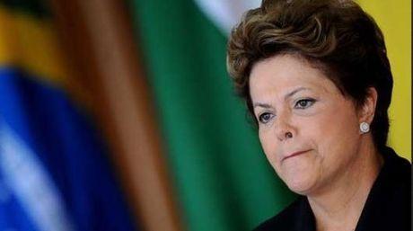 Brasil está a un paso del golpe de Estado: Dilma Rousseff