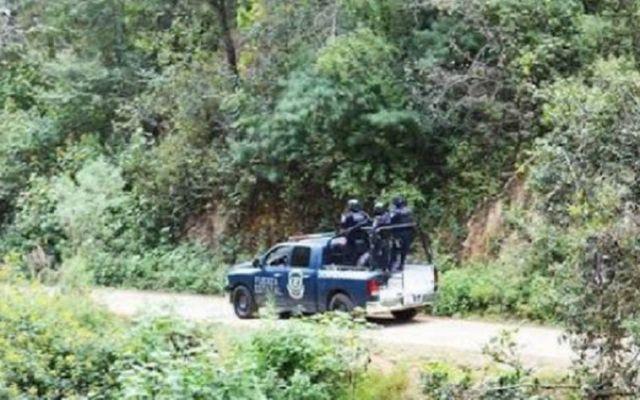 Emboscan sicarios a policías en Guerrero