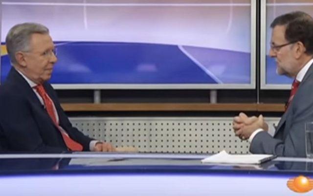 #16añosconJoaquin Entrevista a Mariano Rajoy