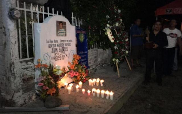 Parácuaro rinde tributo a Juan Gabriel