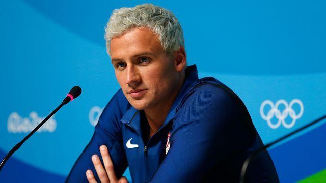 Comité Olímpico de EE.UU. se disculpa por acciones de nadadores - Foto de Archivo