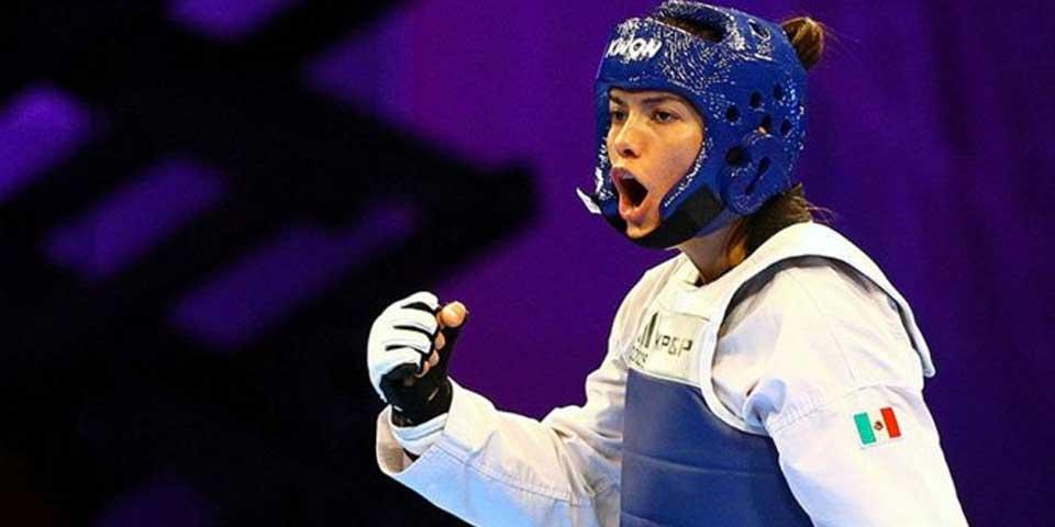 María del Rosario Espinoza debuta con triunfo y pasa a cuartos de taewkondo - María del Rosario Espinoza. Foto de Internet