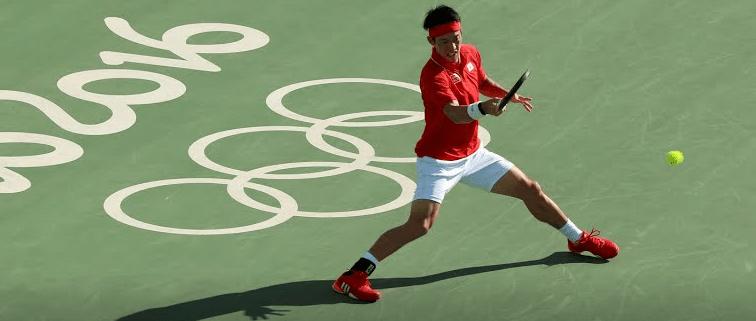 Kei Nishikori vence a Nadal y se lleva el bronce