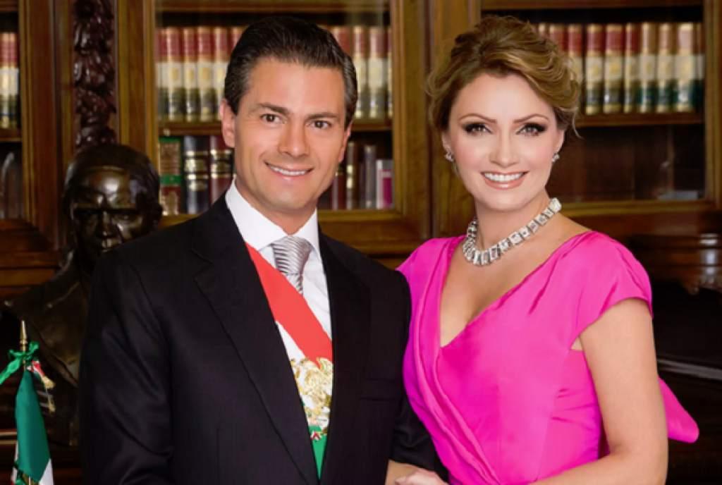 Peña Nieto felicita a Angélica Rivera por su cumpleaños a través de Facebook