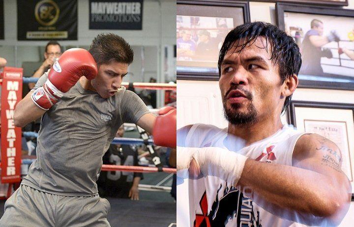 Pacquiao confirma pelea contra Jessie Vargas en noviembre