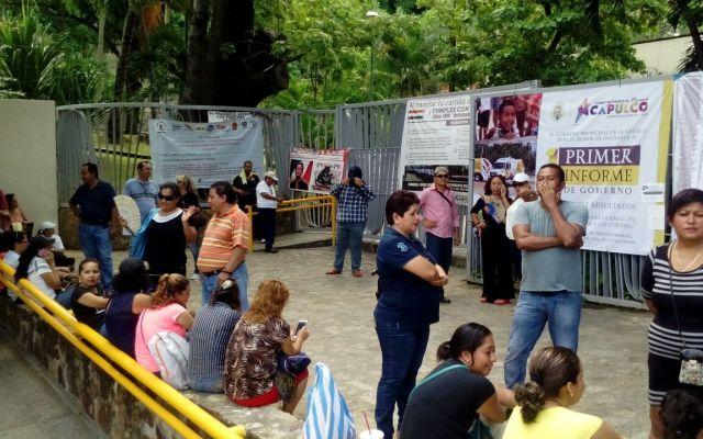 CETEG toma el Ayuntamiento de Acapulco - Foto de Quadratín