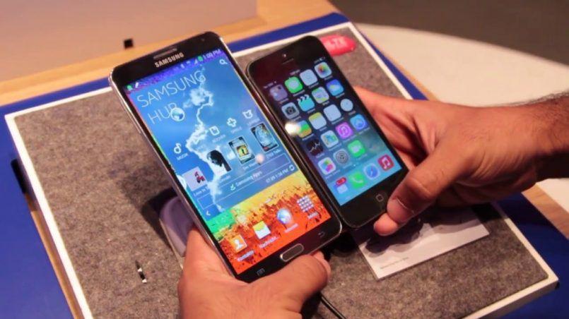 Malos comentarios sobre el iPhone 7, culpables de los errores del Galaxy Note