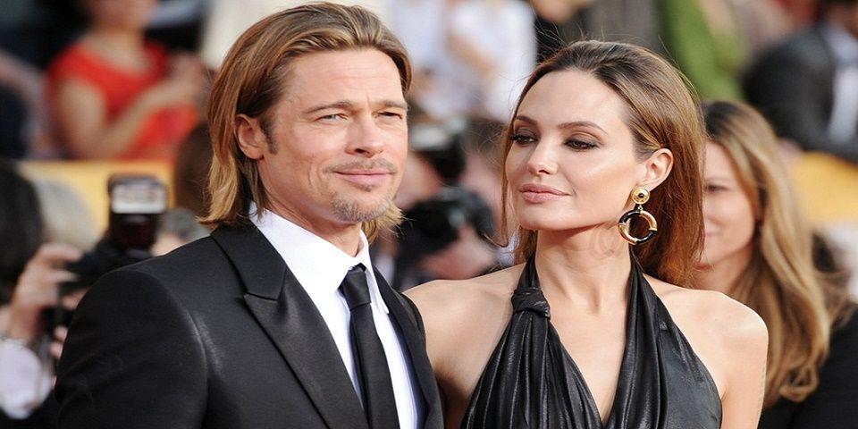 Angelina pone a nuestros hijos en riesgo: Brad Pitt - Foto de internet.