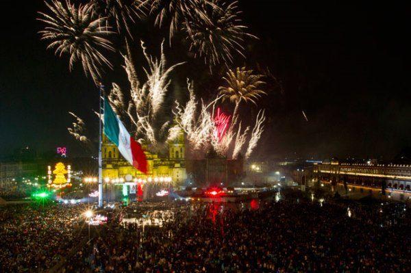 Seis de cada diez mexicanos celebra en casa el Día de la Independencia