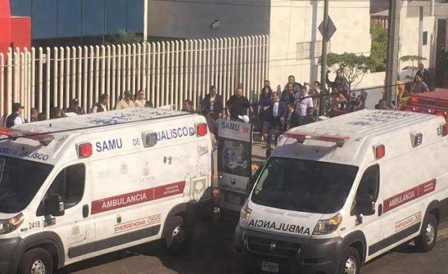 Muere otra víctima por ataque en la Fiscalía de Jalisco - Foto de Quadratín.