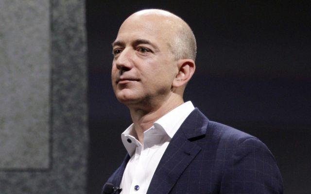 Jeff Bezos se convierte en el hombre más rico del mundo - Jeff Bezos. Foto de wbur.