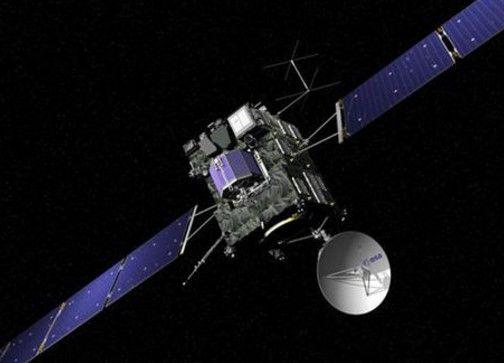 La sonda Rosetta termina su misión y se estrella en un cometa