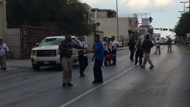 Asesinan de un tiro de gracia a un agente en Monterrey - Foto de Multimedios