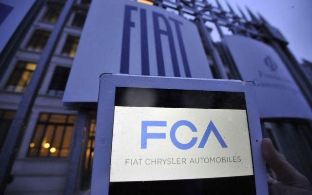 Fiat Chrysler llama a revisión a 1.9 millones de vehículos