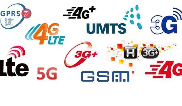 ¿Qué significa 3G, 4G, 5G y LTE? - Foto de Internet