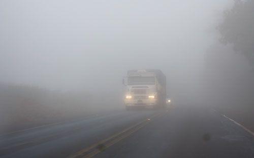 Banco de niebla provoca incidentes en la autopista México Cuernavaca