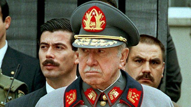 Corte ordena regresar bienes incautados a Pinochet - Foto de Internet