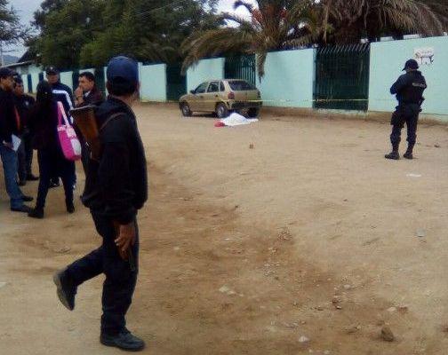 Matan a profesor de la Sección 22 en Oaxaca