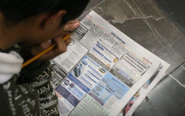 Desempleo en tercer trimestre se ubicó en 3.6 por ciento - Foto de archivo