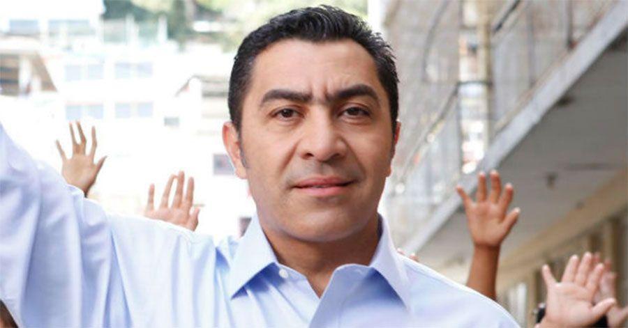 Jorge Camacho. Foto de Info 7