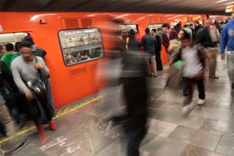 SSP desaloja a 60 ambulantes en la Línea 2 del Metro