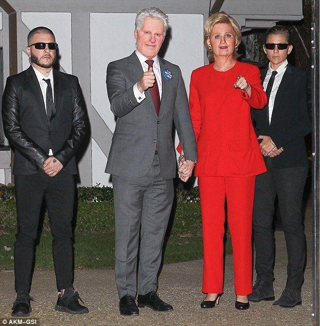 Katy Perry Orlando Bloom Hillary Clinton Donald Trump 15