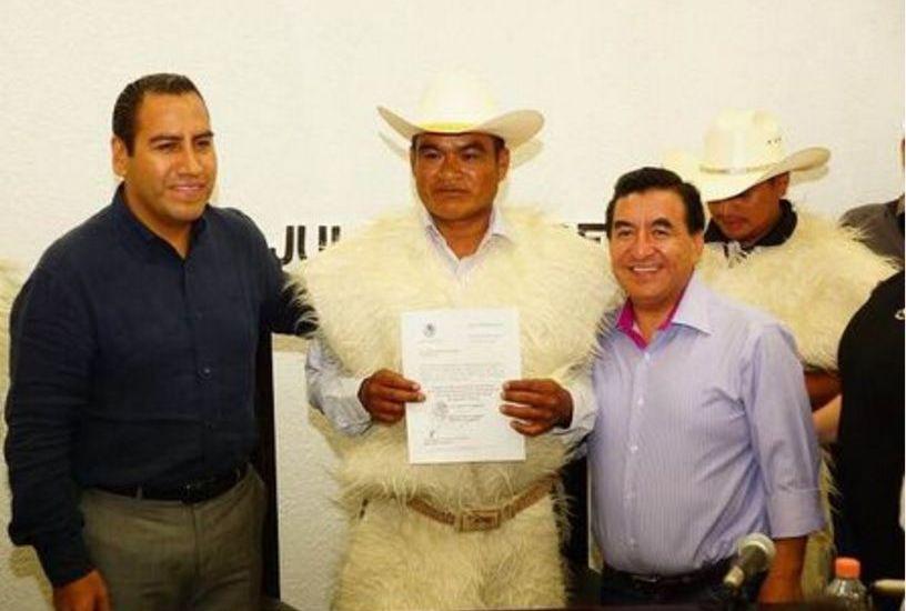 Emiten medidas cautelares tras renuncia de alcalde de San Juan Chamula - Foto de Milenio