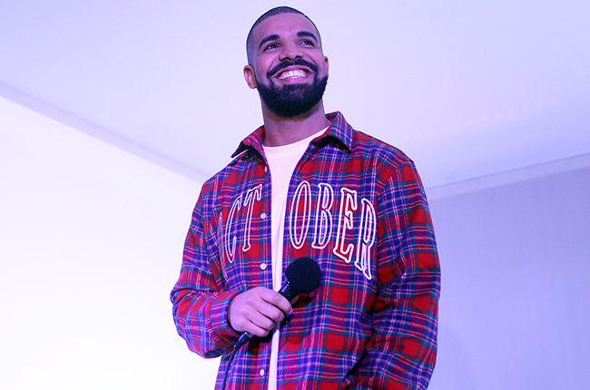 Drake. Foto de The Source