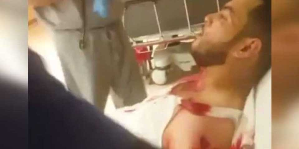 Video: exparticipante de 'La Voz…México' transmite en vivo tras ser baleado - Foto de YouTube