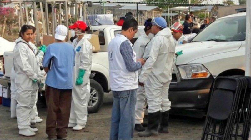 Confirman la existencia de otra fosa clandestina en Morelos