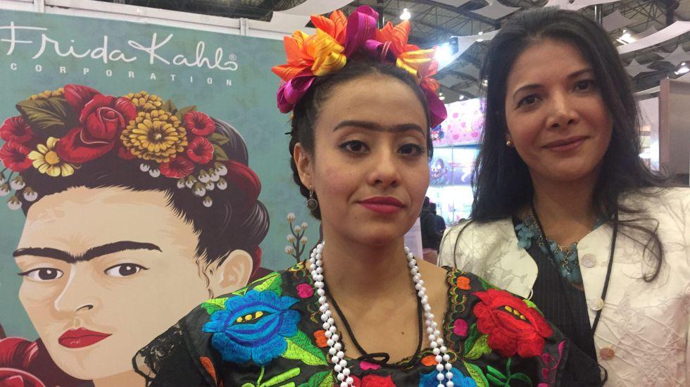 Frida Kahlo es una 'marca registrada'