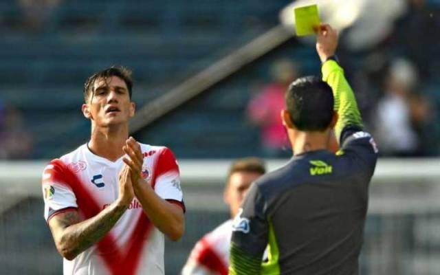 Video: Gabriel Peñalba explota contra el árbitro - Foto de Récord