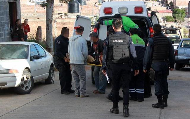 Hombre incendia a su hermana embarazada en Zacatecas