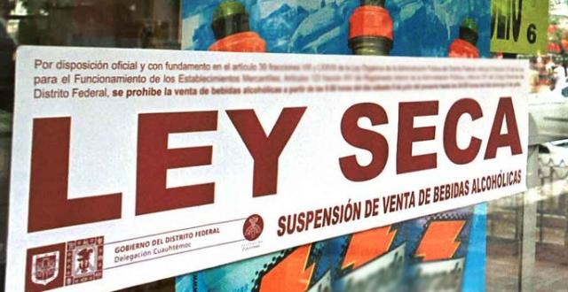 Prevén pérdidas de 120 mdp por Ley Seca en el Estado de México - Foto de Internet