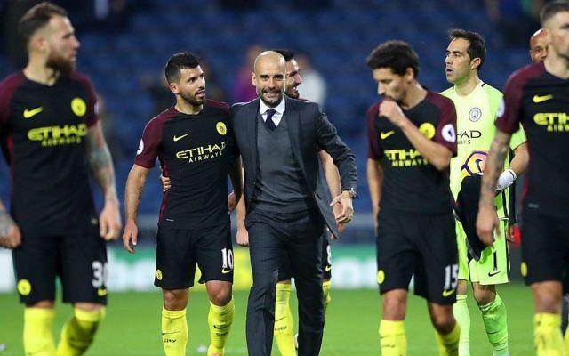 Manchester City aplasta 4-0 al West Bromwich con doblete de Agüero - Foto de Internet
