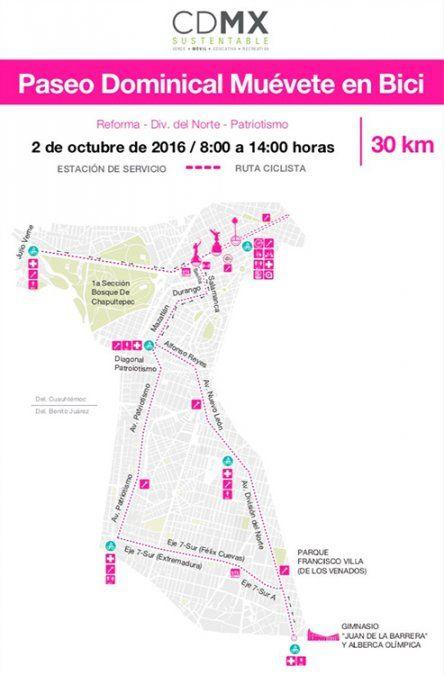 muevete en bici 2 octubre